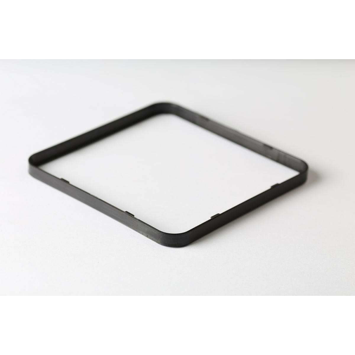 Vákuumpapucs műanyag keret 145x145