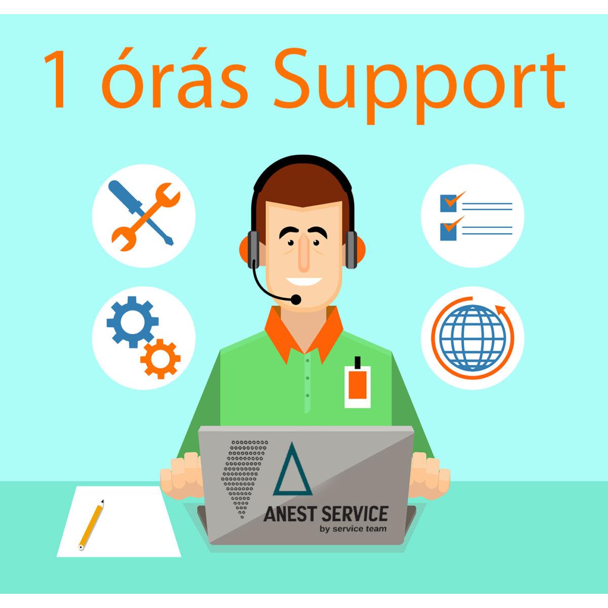 1 Órás Service Support
