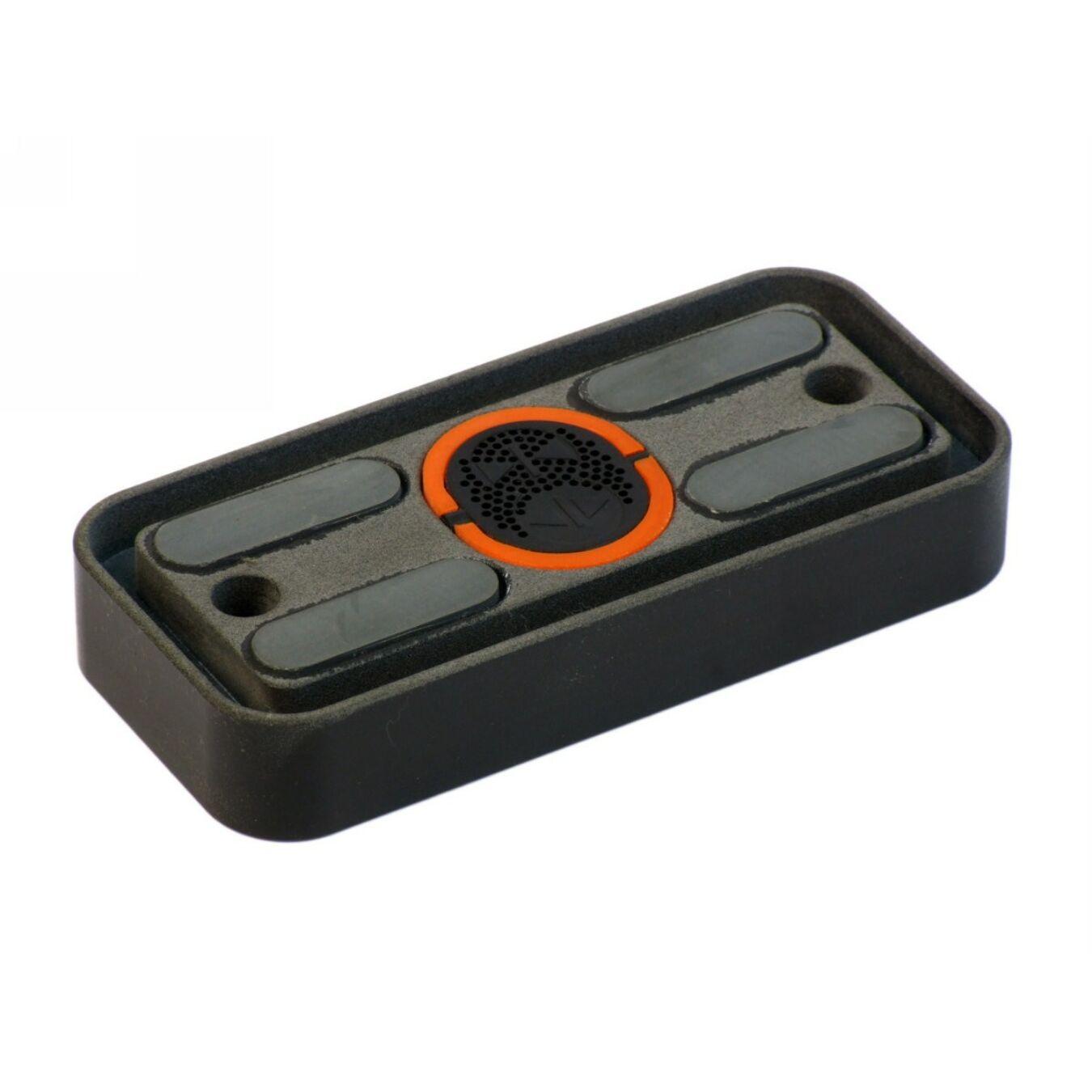Vákuumpapucs műanyag test (120x50x20)